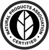Natural Products Association Logo - Healthy Solutions