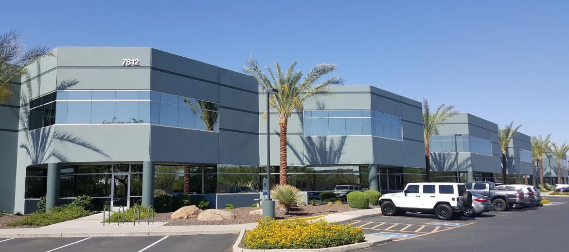 Healthy Solutions brand new 60,000 sq ft state-of-the-art facility located in Scottsdale, AZ USA.